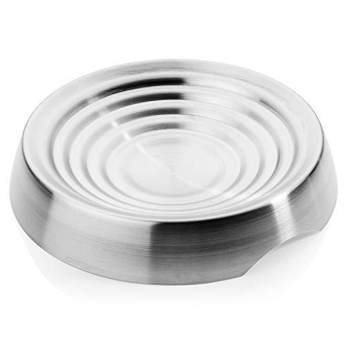 Y YHY Ceramic Cat Food Bowl, Whisker Friendly, Wide